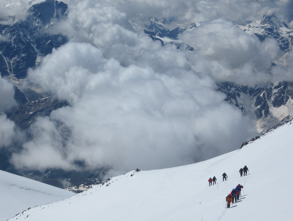 Mt. Elbrus: The View from The Top of Europe