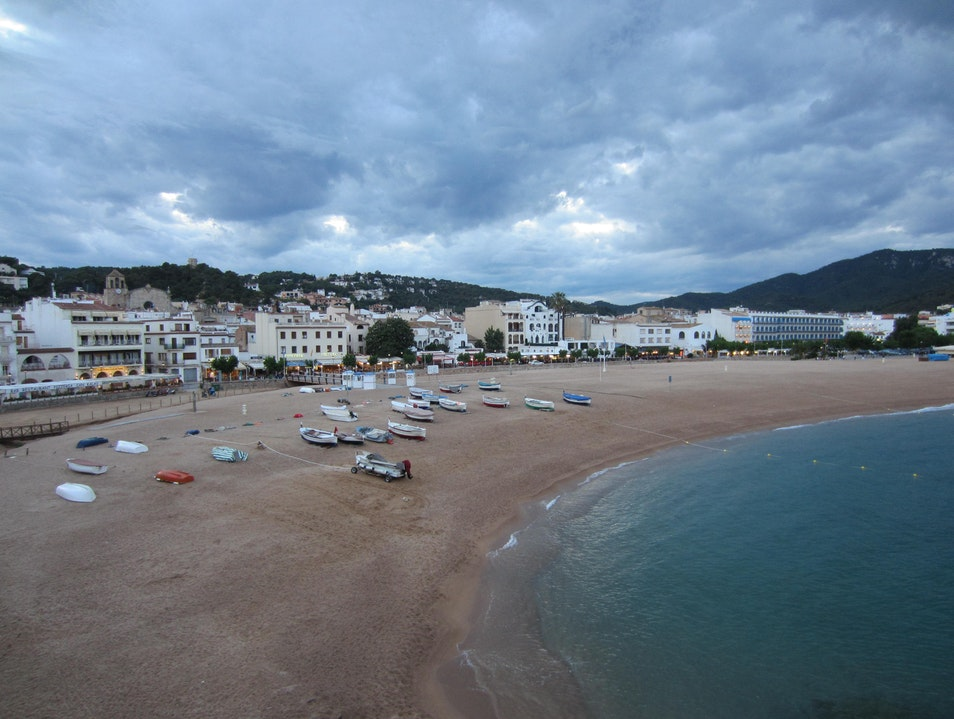 A pleasant escape from the hustle and bustle of the big city Tossa de Mar  Spain