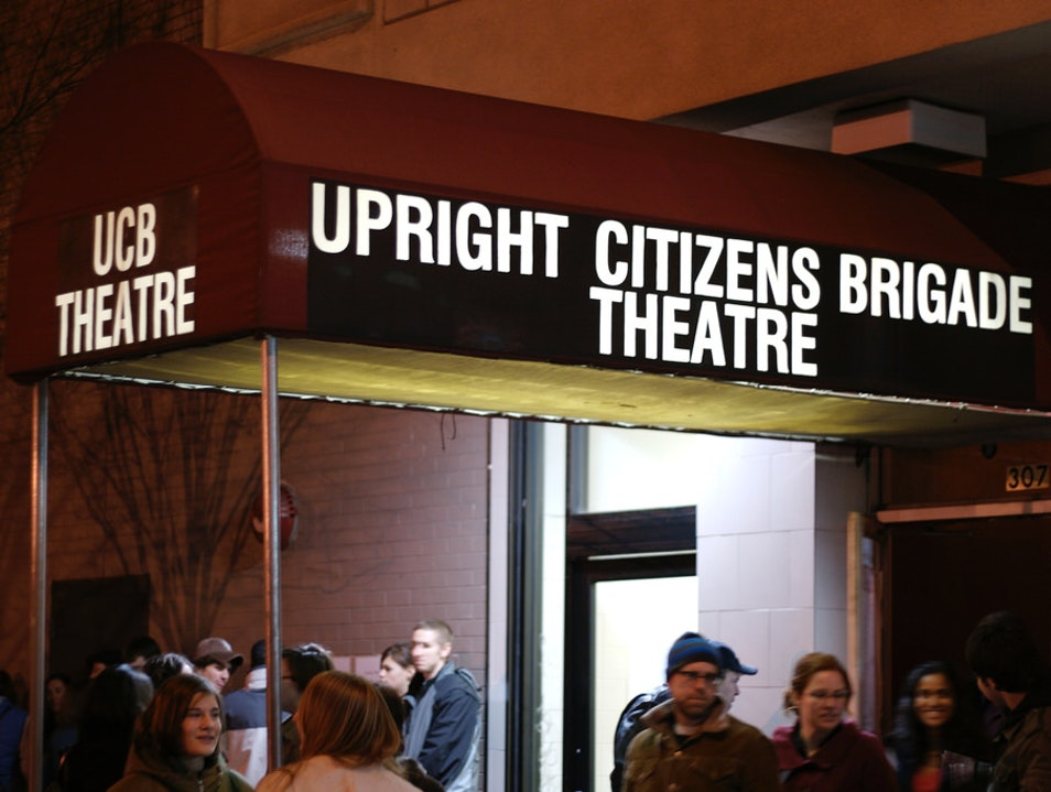 Upright Citizens Brigade Theatre New York New York United States