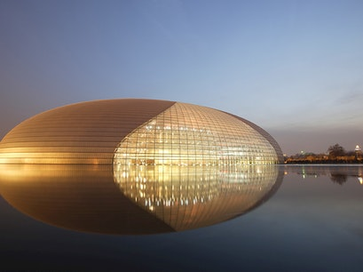 National Center for the Performing Arts Beijing  China