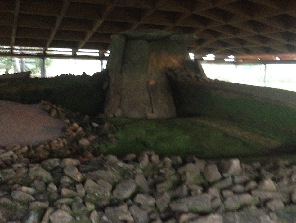 Visit a Megalithic passage tomb