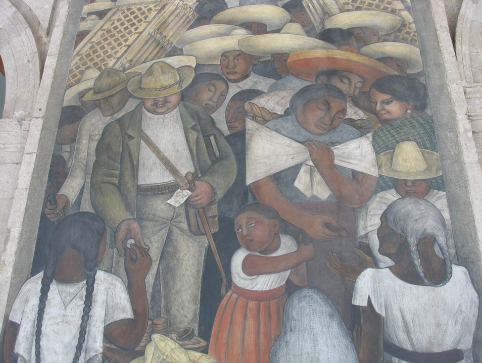 Finding Diego Rivera  Mexico City  Mexico