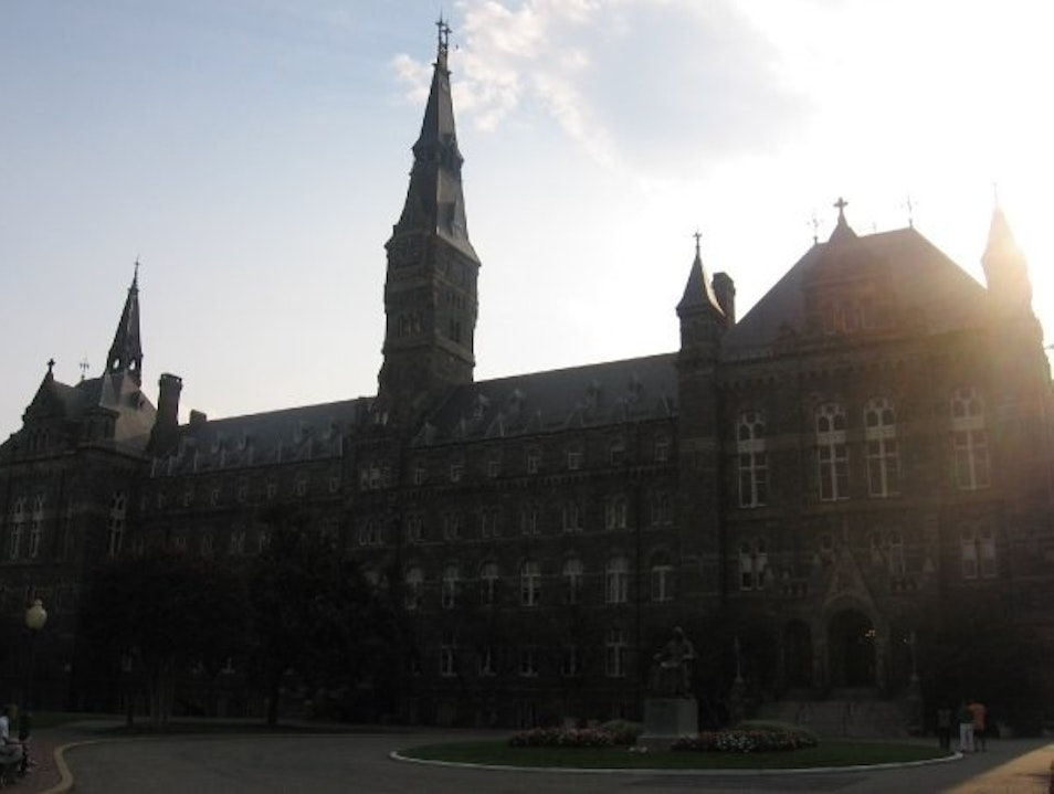 Georgetown University Washington, D.C. District of Columbia United States