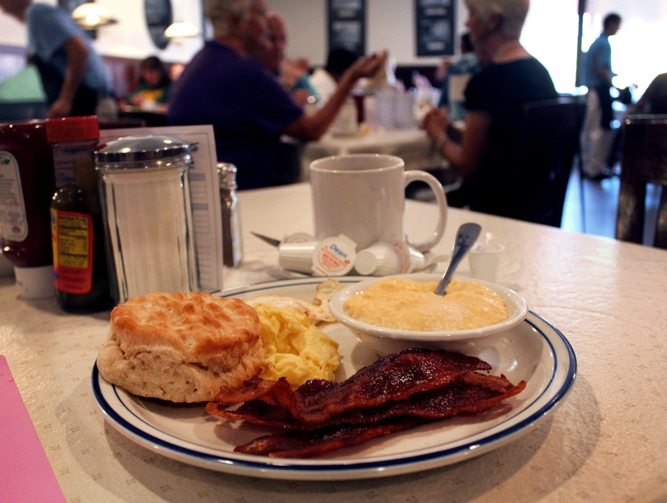 Down-Home Cooking in the Heart of Dixie Huntsville Alabama United States