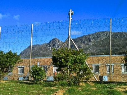Pollsmoor Prison Cape Town  South Africa