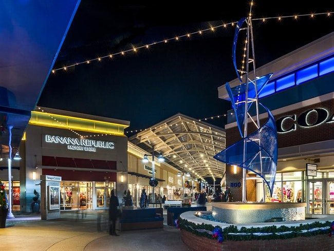 Shop Till You Drop at Tanger Outlets
