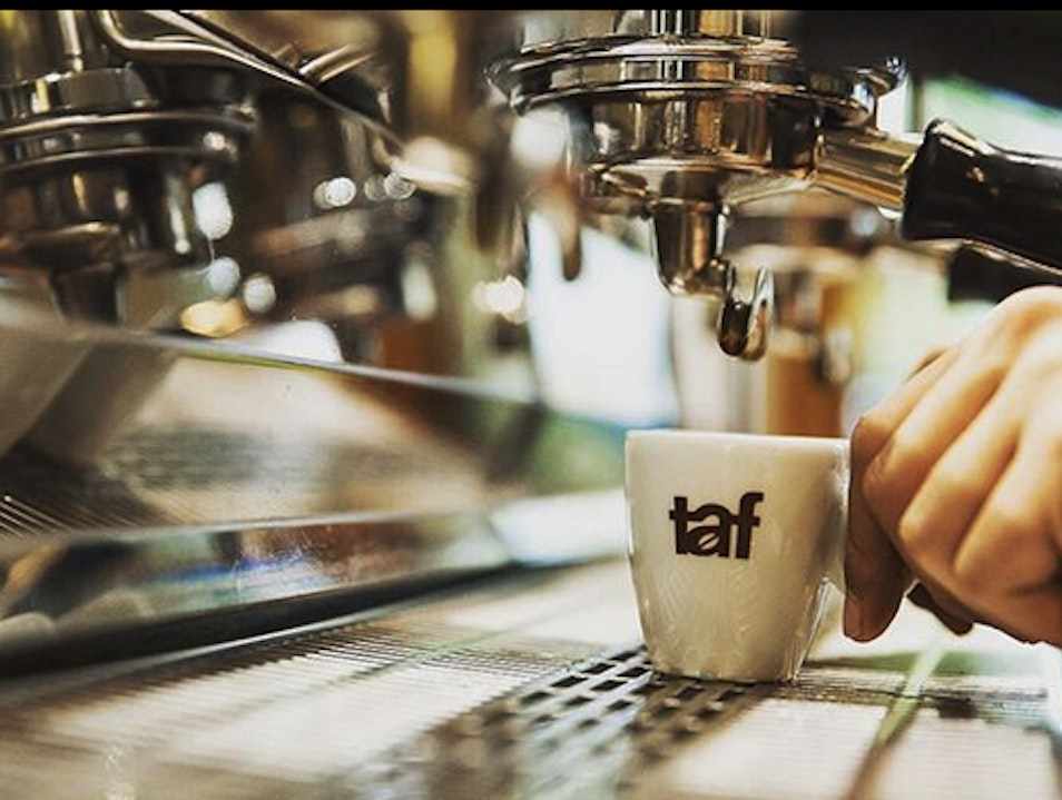 Taf Coffee Athens  Greece