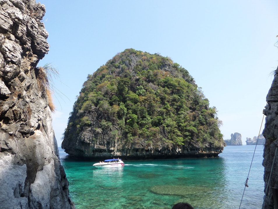 Beauty of it all Ao Nang  Thailand