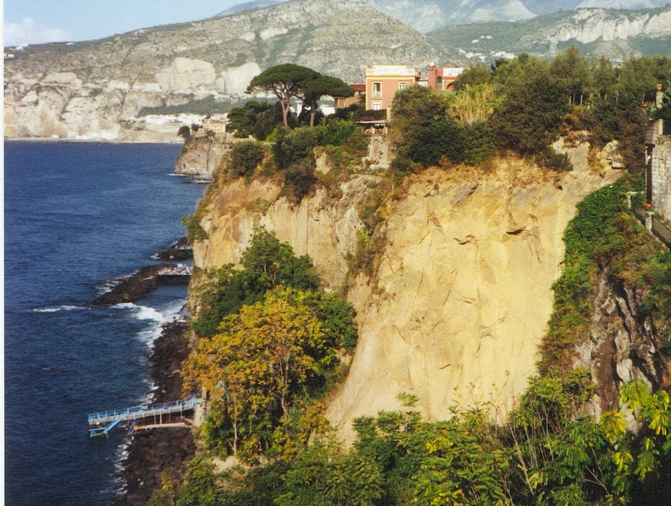 The Bay of Naples and Sorrento