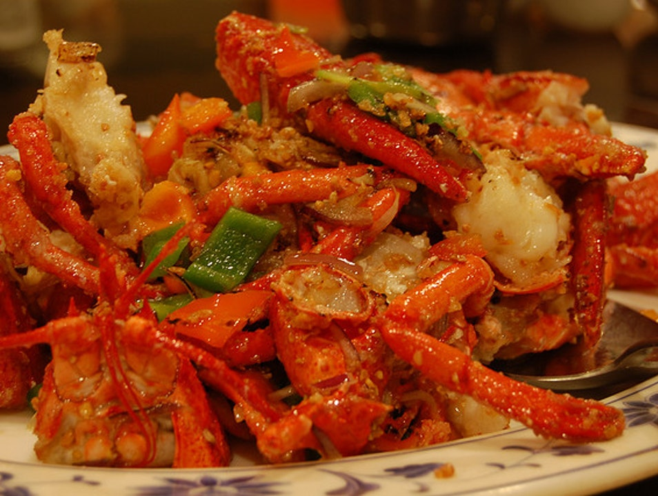 The Passion of Lobster Fuzhou  China