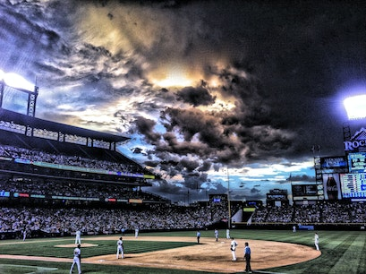 Coors Field Denver Colorado United States