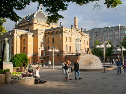 Nationaltheatret Oslo  Norway