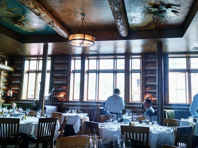 Snake River Grill Jackson Wyoming United States