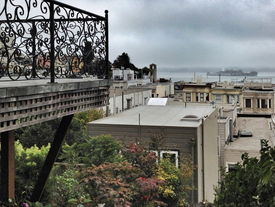 Russian Hill Hideaway San Francisco California United States
