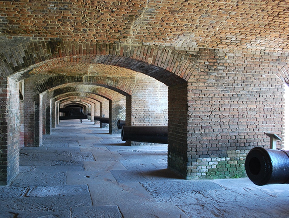 Fort Zachary Taylor Historic State Park Key West Florida United States