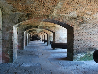 Fort Zachary Taylor Key West Florida United States