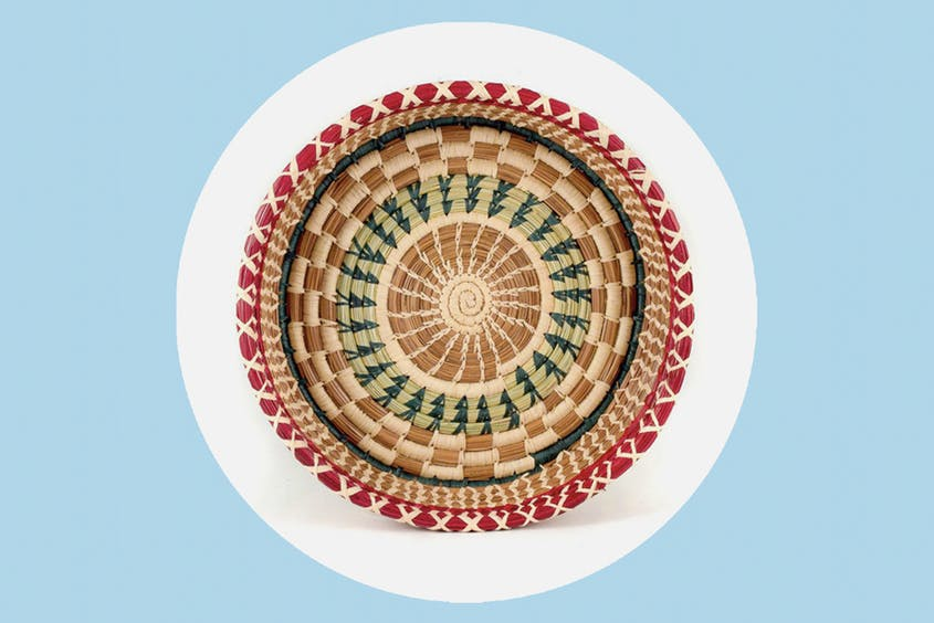 The Manuela Basket is just one of multiple designs available on Mayan Hands.