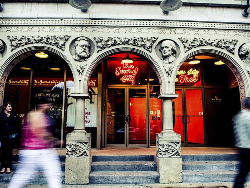 Experience Live Comedy in Chicago's Legendary Venue