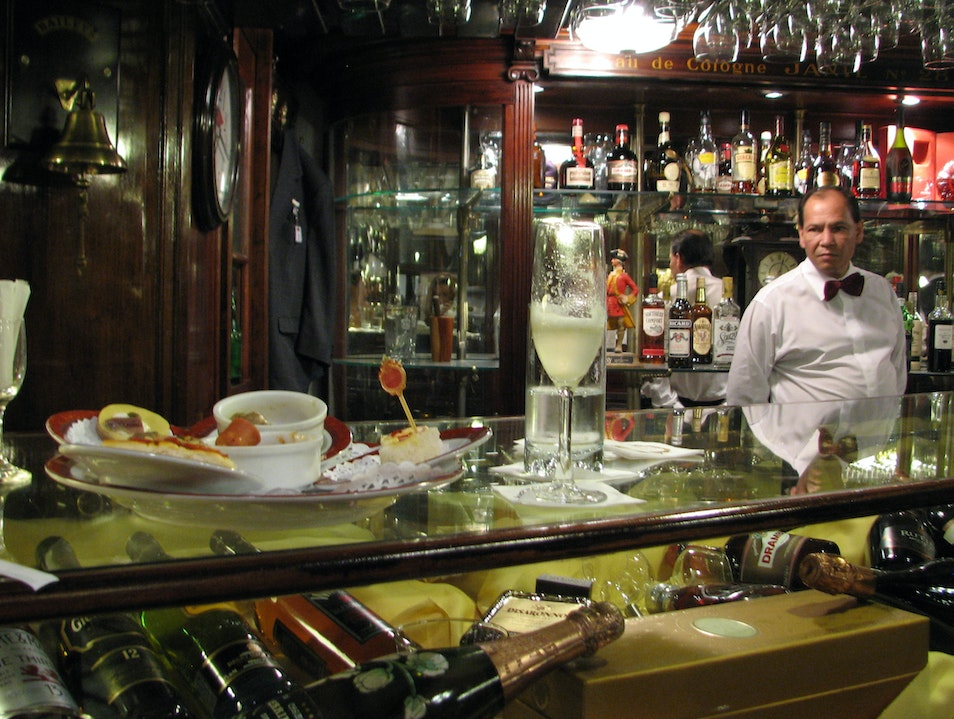A Classy Downtown Happy Hour Buenos Aires  Argentina