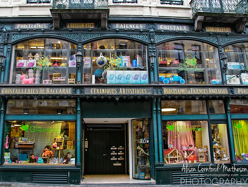 Brussels Best Toy Store Brussels  Belgium