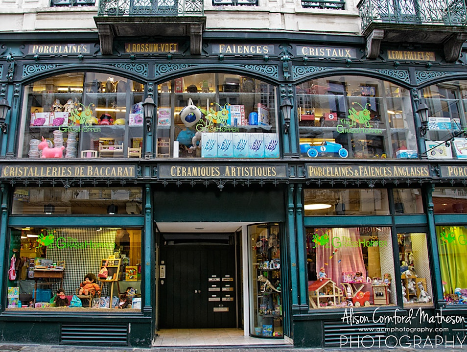 Brussels Best Toy Store