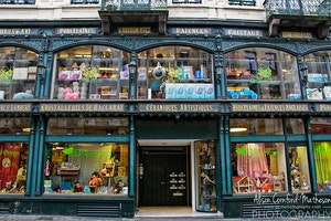 Alison Cornford-Matheson's Where to shop in brussels