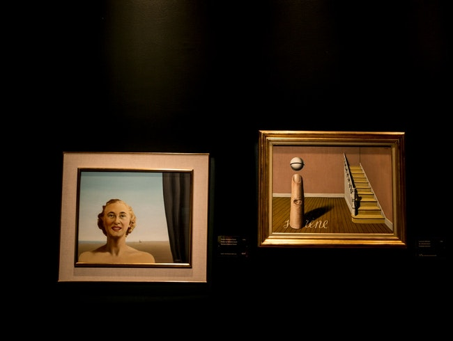 Explore the Magritte Museum