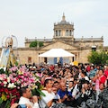 Romería of the Virgin of Zapopan Cerrito De La Leña  Mexico