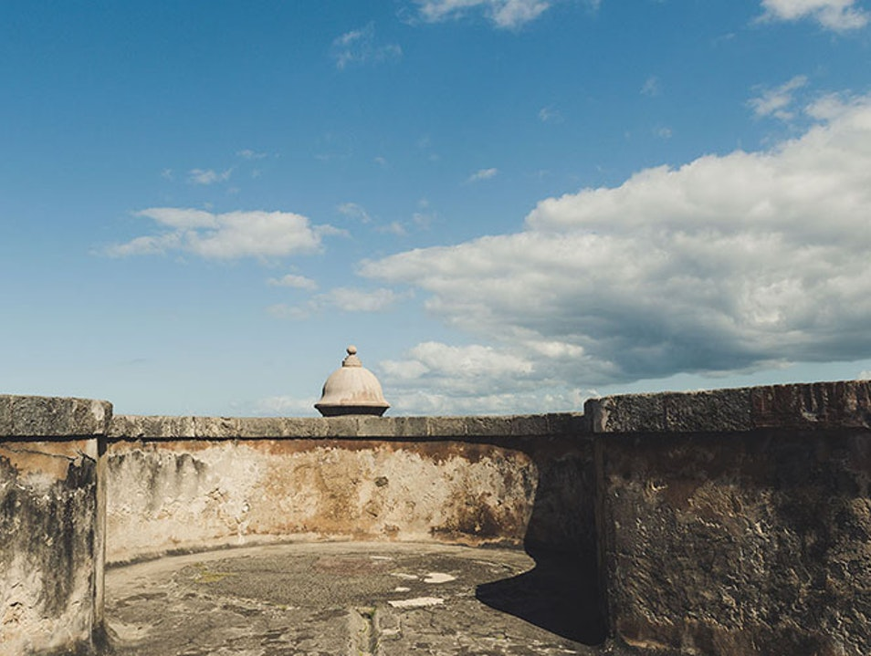 The Forts of Old San Juan, El Morro, and Fuerte San Cristobal   San Juan  Puerto Rico