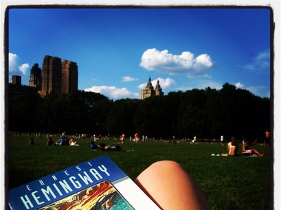 Central Park - Sheep Meadow New York New York United States