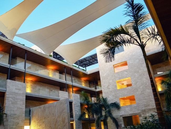 Boutique Hotel in the Heart of Playa del Carmen