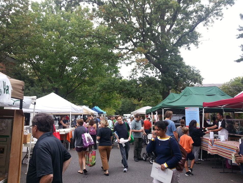 Falls Church Farmer's Market Falls Church Virginia United States