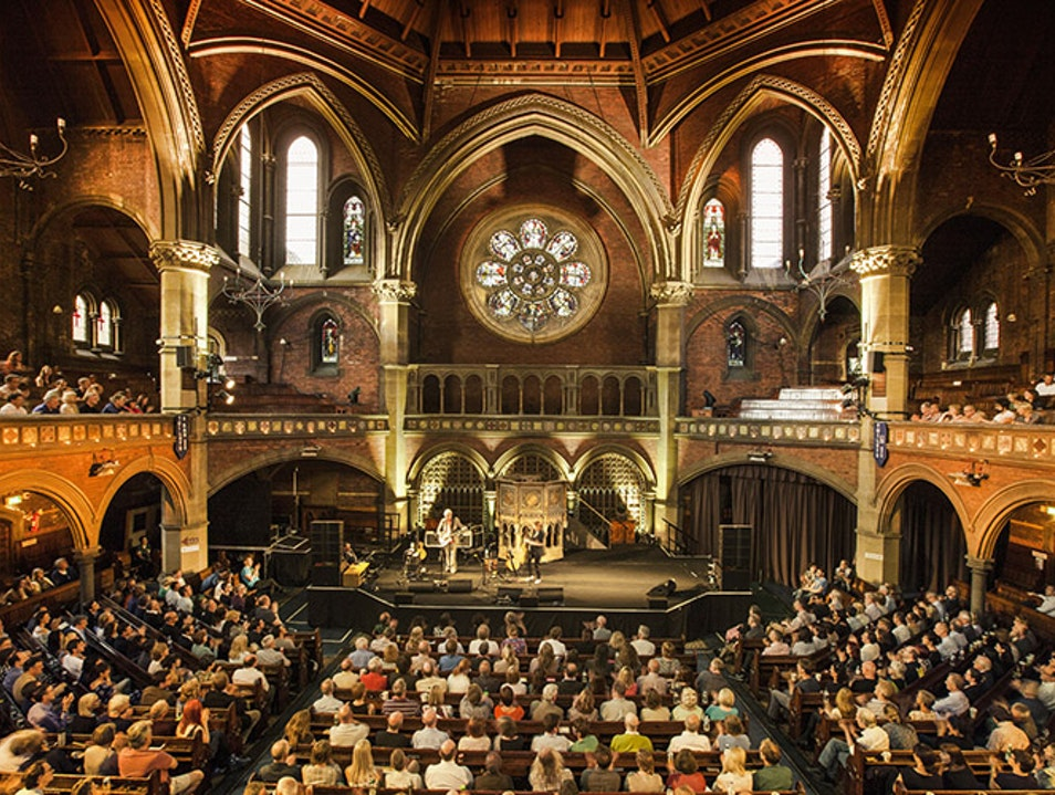 Take Part in a Religious Musical Experience London  United Kingdom