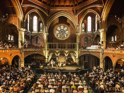 Union Chapel London  United Kingdom