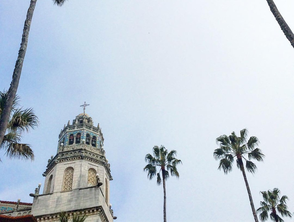 Experience American Aristocracy at Hearst Castle San Simeon California United States