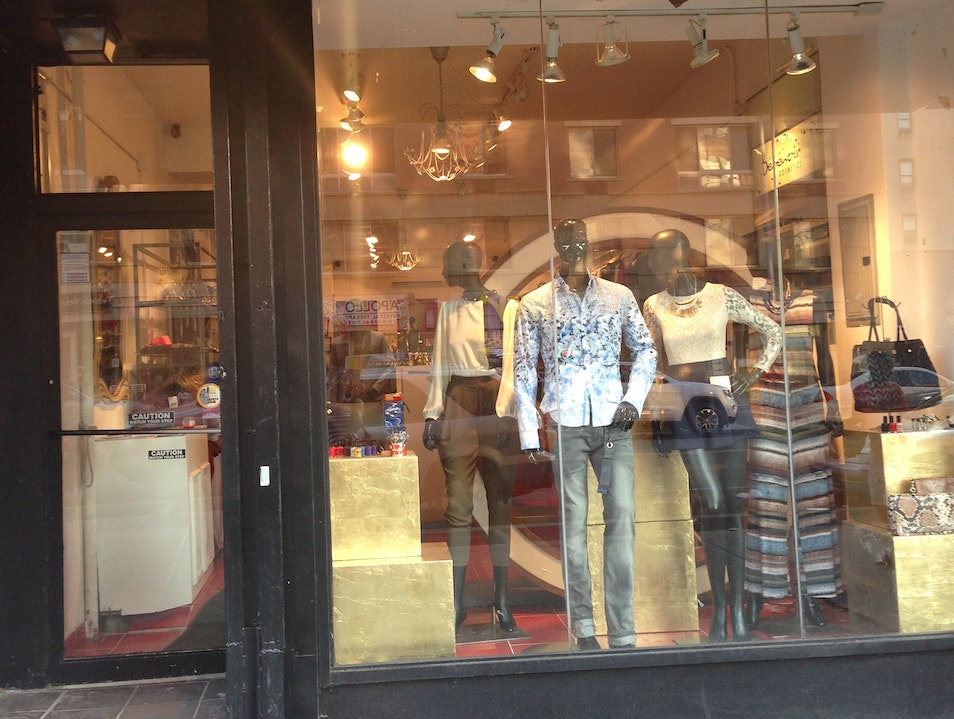 Cool Clothing and Accessory Store in Harlem New York New York United States
