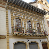 Architecture of Cuenca