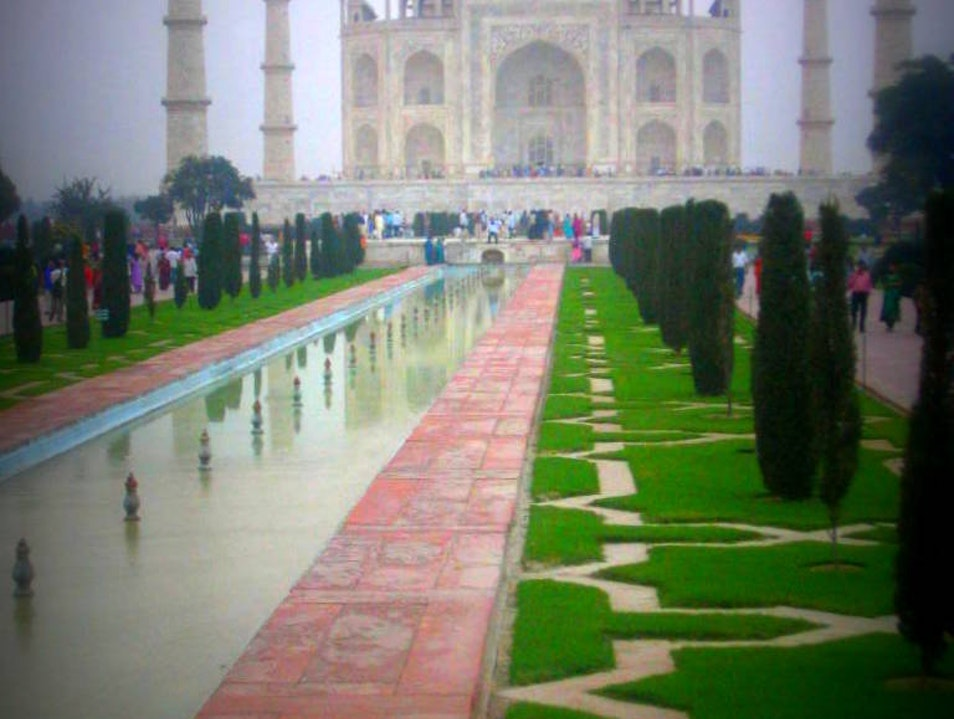 It Has to Be Done Agra  India