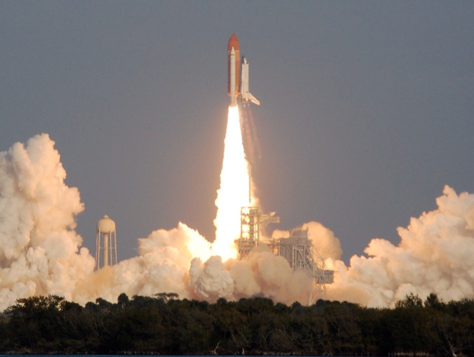 T+4 Seconds Cape Canaveral Florida United States