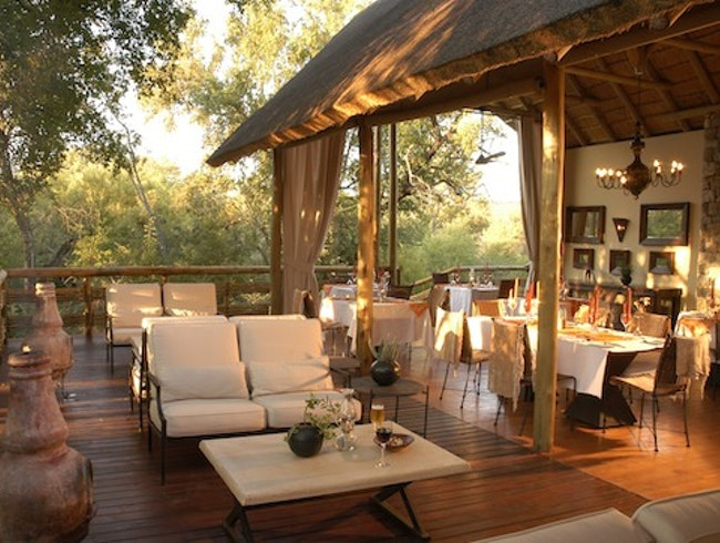 Thakadu River Camp Lodge, South Africa