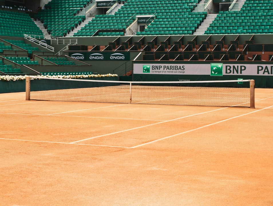 The French Open @ Roland-Garros Paris  France