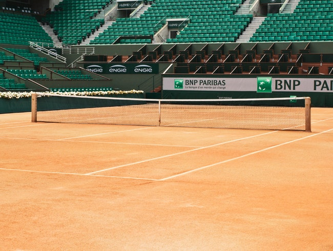 The French Open @ Roland-Garros