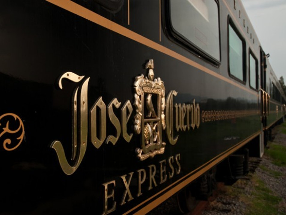 Dance the Night Away Aboard the Jose Cuervo Express Guadalajara  Mexico