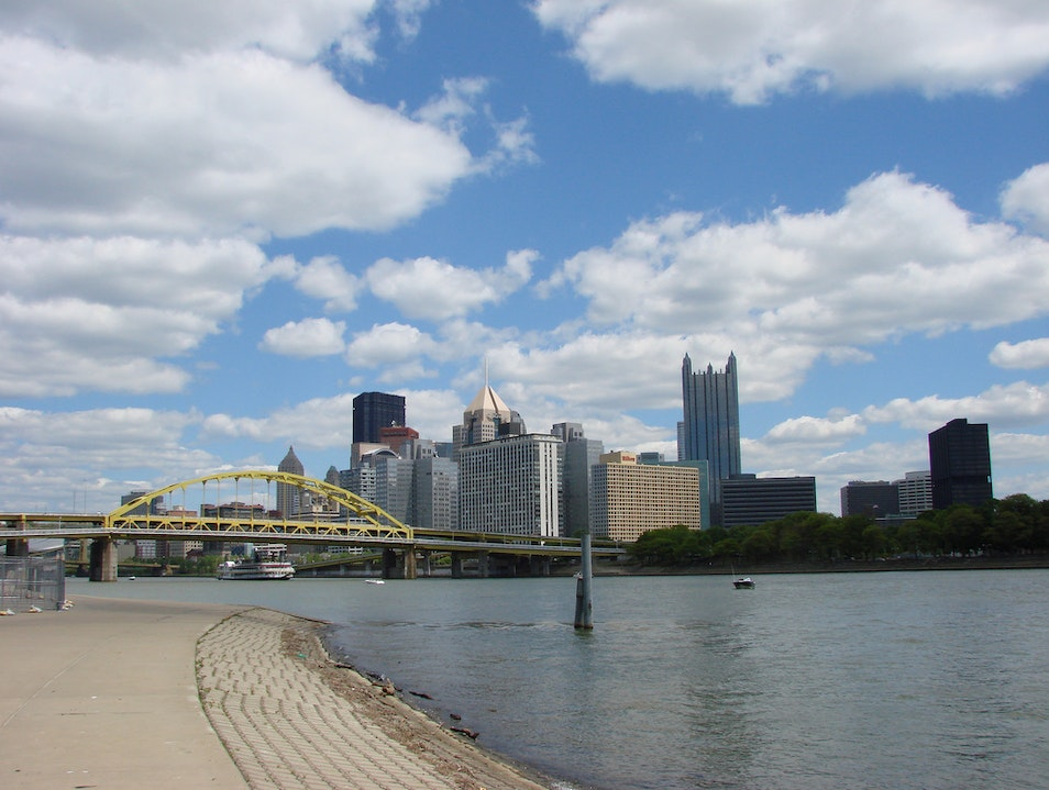 Energize Along the River Pittsburgh Pennsylvania United States