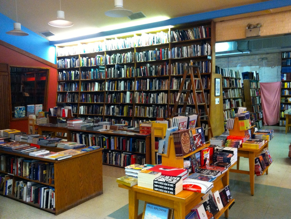 A Bookstore Among Bookstores Chicago Illinois United States