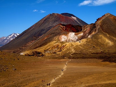 Tongariro National Park Tongariro National Park  New Zealand