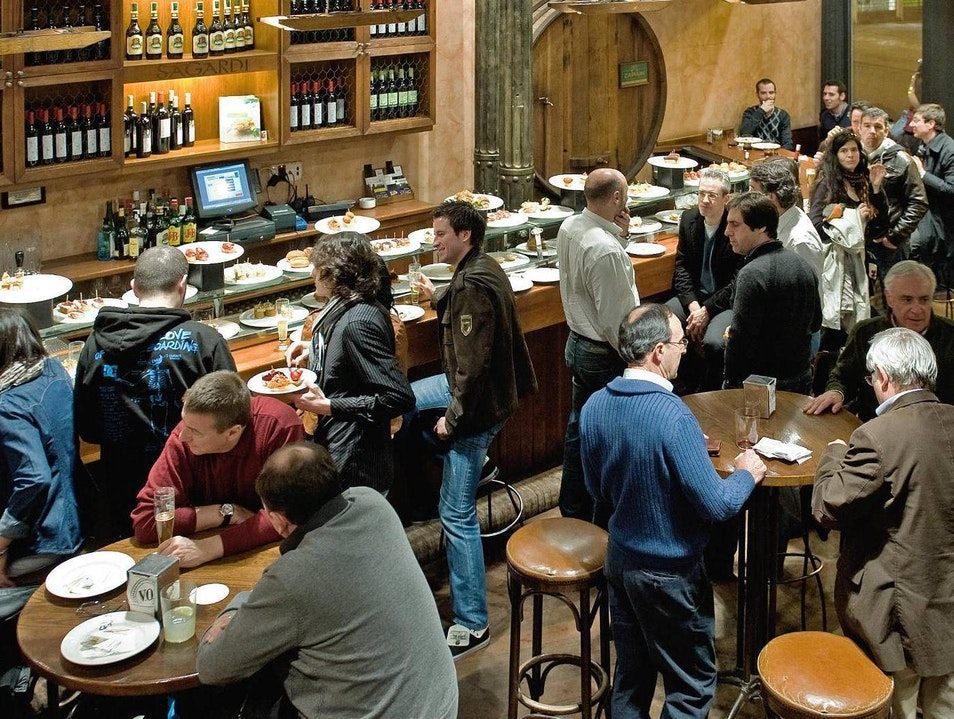 Perfect Pintxos for Your Palate Barcelona  Spain