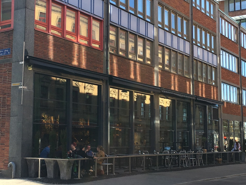 A Long Lost Wine Bar Returns Gothenburg  Sweden