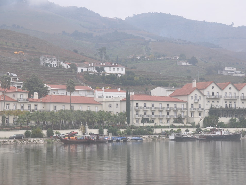 A Vintage House overlooking the Douro River