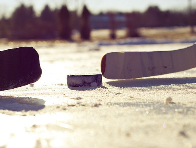 Skate Outdoors at Lower Huron Met Park
